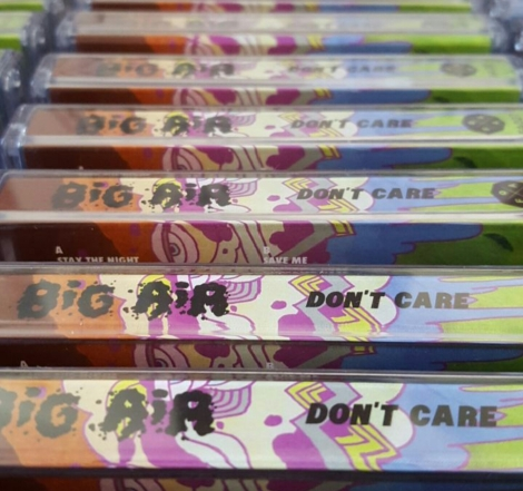 Don't Care Tapes